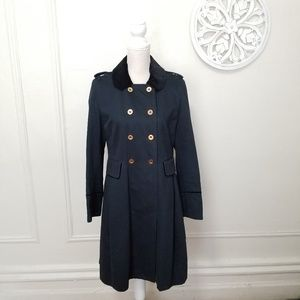 Marc jacobs size L double breasted trench coat
